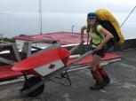 Canada has wheelbarrows!