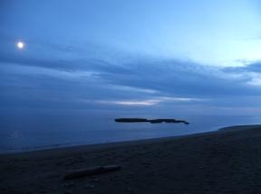 Good night ocean.