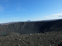 The Hverfell crater appeared 2700 years ago