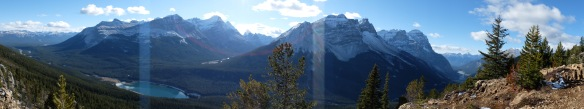 Paget Lookout - Yoho National Park