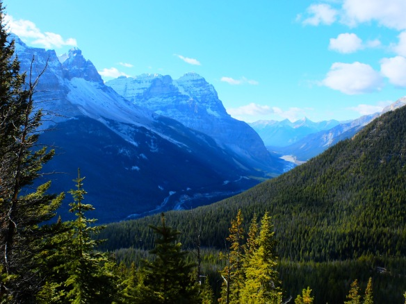 Paget Lookout - Yoho